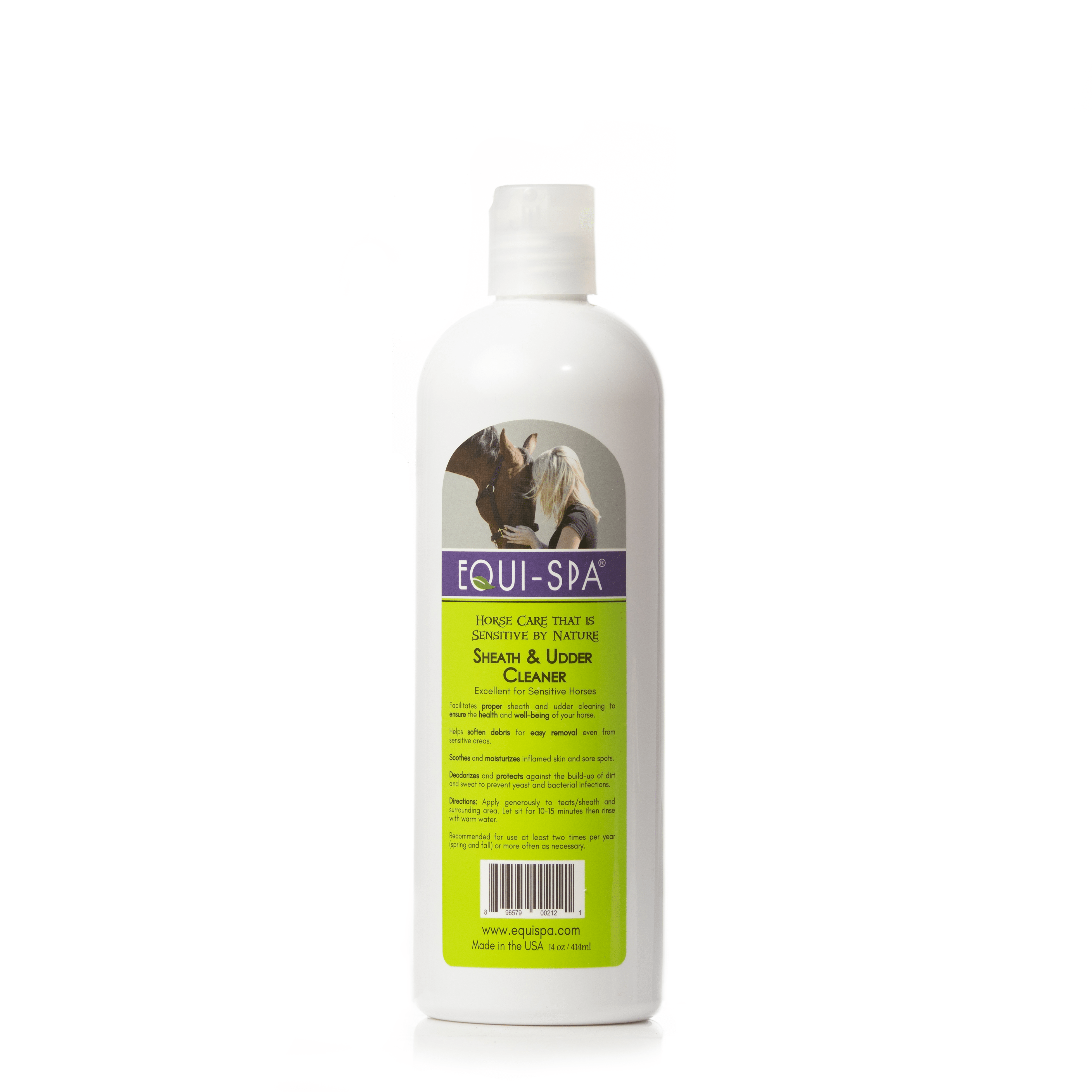 Sheath and Udder Cleaner - Equi-Spa